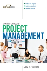 Project Management 1st edition 9780071379526 0071379525
