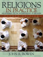 Religions in Practice 4th Edition 9780205578610 0205578616
