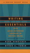 Writing Essentials 2nd edition 9780393973365 0393973360