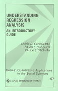 Understanding Regression Analysis 0 9780803927582 0803927584