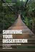 Surviving Your Dissertation 2nd edition 9780761919629 0761919627