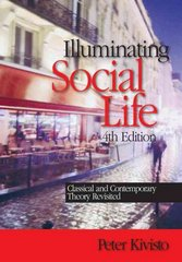 Illuminating Social Life 4th edition 9781412952361 1412952360