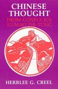 Chinese Thought from Confucius to Mao Tse-tung 0 9780226120300 0226120309