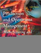 Production and Operations Management 8th edition 9780256225563 0256225567