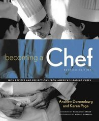 Becoming a Chef 2nd edition 9780471152095 0471152099