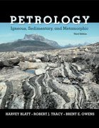 Petrology 3rd Edition 9780716737438 0716737434
