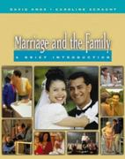 Marriage and the Family 1st edition 9780534552930 0534552935