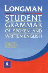 Longman Student Grammar of Spoken and Written English, Paperback 1st Edition 9780582237261 0582237262