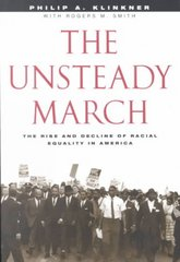 The Unsteady March 2nd edition 9780226443416 0226443418