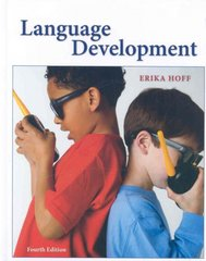 Language Development 4th edition 9780495501718 0495501719