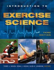 Introduction to Exercise Science 3rd edition 9781890871819 1890871818