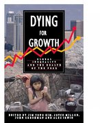 Dying for Growth 1st edition 9781567511604 1567511600