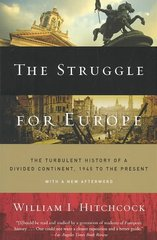 The Struggle for Europe 0 9780385497992 0385497997