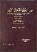 Employment Discrimination Law 7th edition 9780314147097 0314147098
