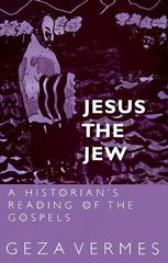Jesus the Jew 1st Edition 9780800614430 0800614437