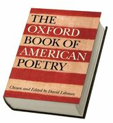 The Oxford Book of American Poetry 1st Edition 9780195162516 019516251X