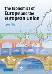 The Economics of Europe and the European Union 0 9780521683012 0521683017