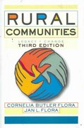 Rural Communities 3rd edition 9780813343778 0813343771