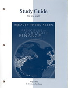 Principles of Corporate Finance 9th edition 9780073287010 0073287016