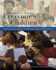 Learning to Teach Everyone's Children 1st edition 9780534644673 0534644678