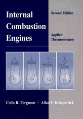 Internal Combustion Engines 2nd Edition 9780471356172 0471356174