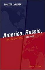 America, Russia and the Cold War 1945-2006 10th edition 9780073534664 0073534668