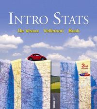 Intro Stats 3rd edition 9780321500458 0321500458