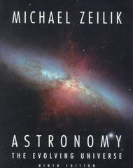 Astronomy 9th edition 9780521800907 0521800900