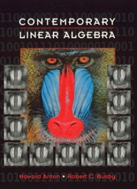 Contemporary Linear Algebra 1st edition 9780471163626 0471163627