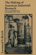 The Making of American Industrial Research 0 9780521522373 0521522374