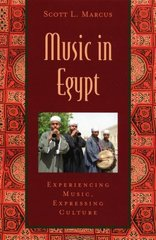 Music in Egypt 1st Edition 9780195146455 019514645X