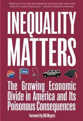 Inequality Matters 0 9781565849952 1565849957