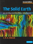 The Solid Earth 2nd Edition 9780521893077 0521893070