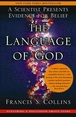 The Language of God 1st Edition 9781416542742 1416542744