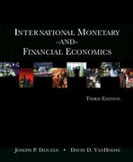 International Monetary and Financial Economics (with Printed Access Card) 3rd edition 9780324261608 0324261608