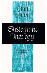 Systematic Theology, Volume 1 0 9780226803371 0226803376