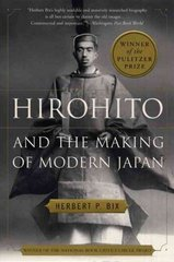 Hirohito and the Making of Modern Japan 1st Edition 9780060931308 0060931302