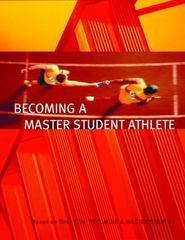 Becoming a Master Student Athlete 11th edition 9780618493234 0618493239