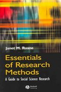 Essentials of Research Methods 1st edition 9780631230496 0631230491
