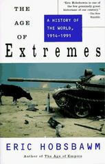 The Age of Extremes 1st Edition 9780679730057 0679730052
