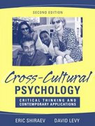 Cross-Cultural Psychology 2nd edition 9780205386123 0205386121