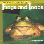 Frogs and Toads 0 9781552853542 1552853543