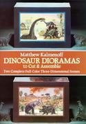 Dinosaur Dioramas to Cut and Assemble 0 9780486245416 0486245411