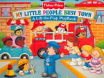 My Little People Busy Town 0 9781575844244 1575844249