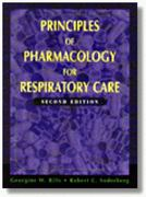 Principles Of Pharmacology For Respiratory Care 2nd edition 9780827382992 0827382995