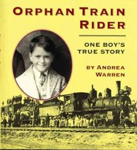 Orphan Train Rider 1st Edition 9780395913628 0395913624