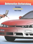 Automotive Refinishing 3rd edition 9780130100733 0130100730
