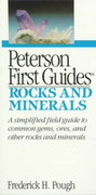 Peterson First Guide (R) to Rocks and Minerals 0 9780395562758 0395562759