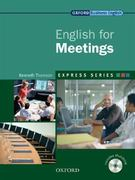 English for Meetings 0 9780194579339 0194579336