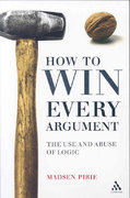 EPZ How to Win Every Argument 1st edition 9780826498946 0826498949